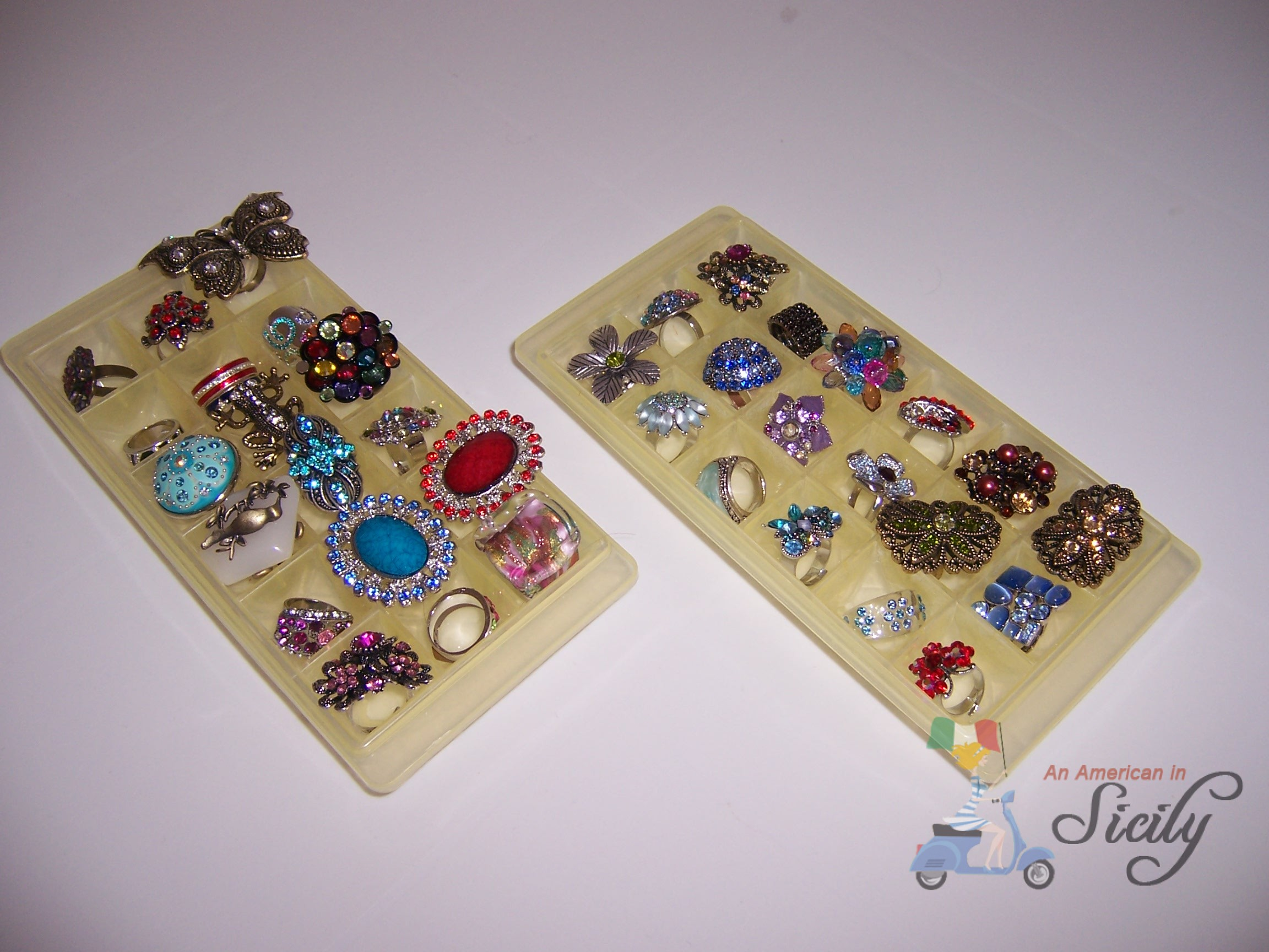 jewelry organizer Archives An American in Sicily