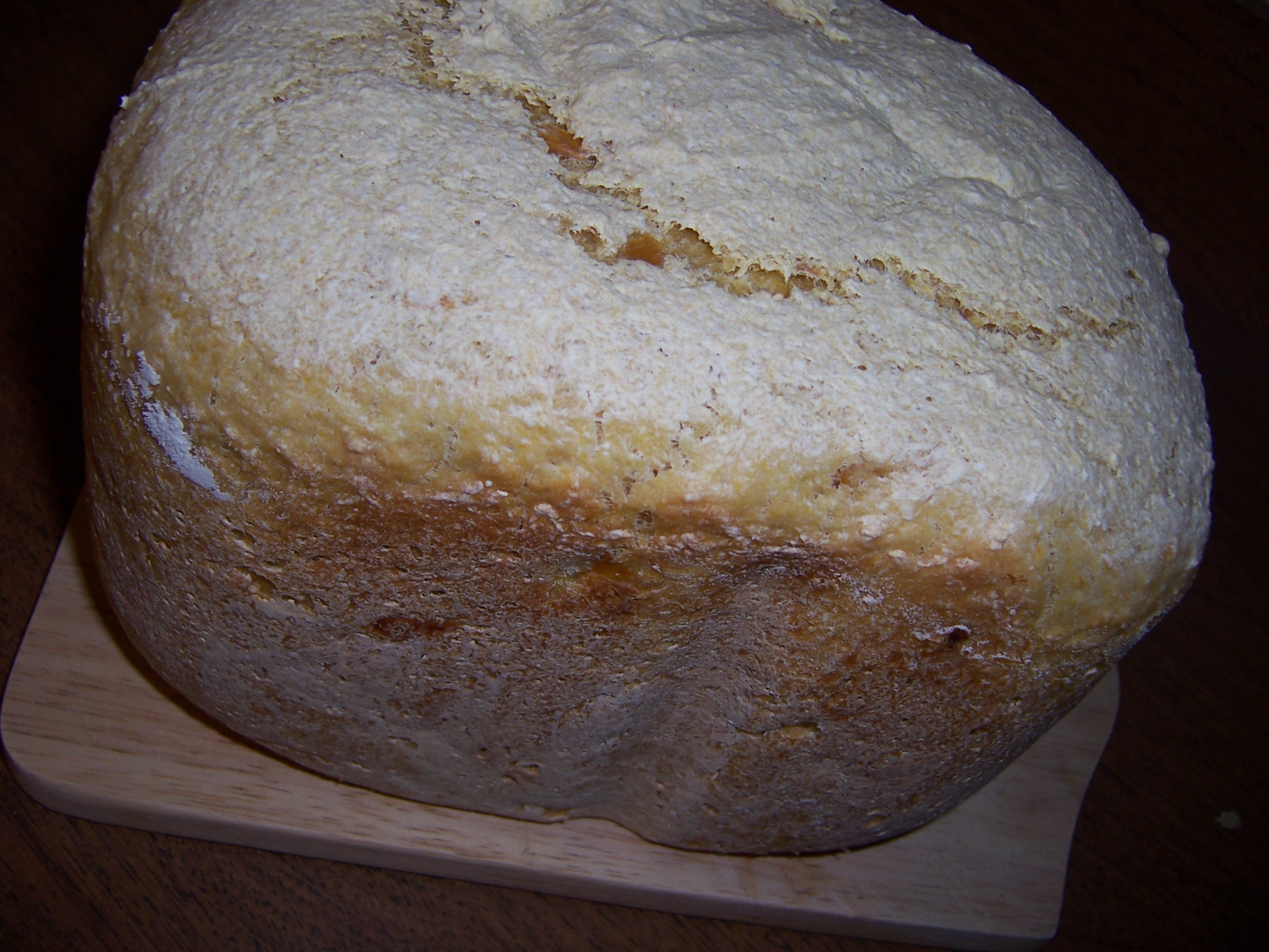 Amazing Bread Machine Quot Pulp Quot Bread An American In Sicily