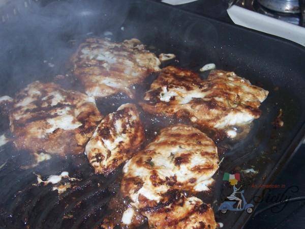 mediterranean grilled yogurt chicken breasts