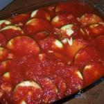 5 Ingredient Italian Steak and Zucchini Bake