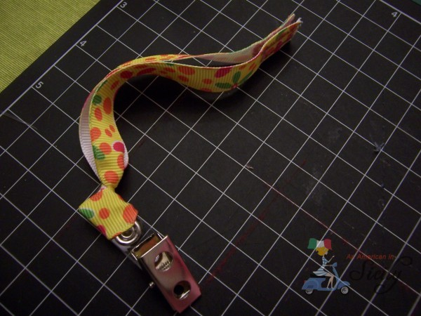 Teethers\Pacifier Clip