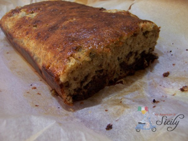 Torta al cioccolato fondente (dark chocolate cake)